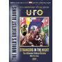 Dvd Ufo - Whitesnake - Aerosmith
