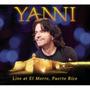 Cd/dvd Yanni Live In El Morro Puerto Rico [eua] Novo Lacrado