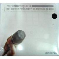 Maria Rita - Segundo (edição Especial Cd + Dvd) Lacrado