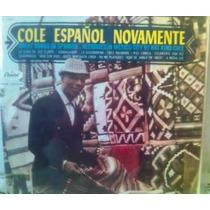 **nat King Cole **cole Español Novamente **lp