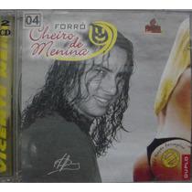 Cd Duplo Cheiro De Menina - Frete Gratis