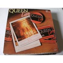 Lp Queen Live - 1985 - Sucesso Rock In Rio
