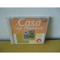 Cd Casa Das Máquinas,novo,lacrado.ed.limitada, Raro.confira!