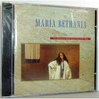 Cd Maria Bethania - As Canções Que Você Fez Pra Mim