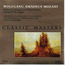 Mozart - Sinfonia Concertante Classic Masters