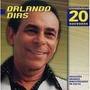 Orlando Dias Selecao De Ouro 20 Sucessos Cd Velha Guarda