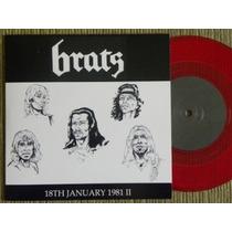 Brats Compacto Mercyful Fate King Diamond Metallica Slayer