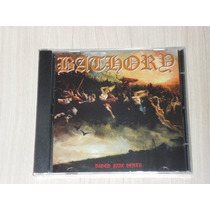 Cd Bathory - Blood Fire Death (sueco, Lacrado) Raro