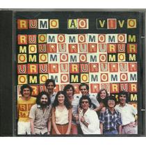 Cd Grupo Rumo - 1992 - Rumo Ao Vivo