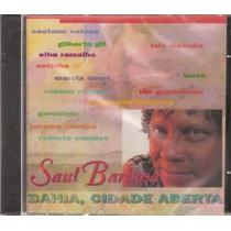 Cd - Saul Barbosa - Bahia, Cidade Aberta
