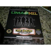 Dvd Limão Com Mel-um Show De Emoções (edição Especial)