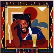 Cd Martinho Da Vila Tá Delícia, Tá Gostoso (1995) - Lacrado