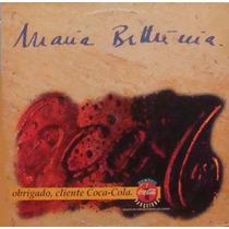 Maria Bethânia Maxi Single De Vinil Coca-cola 1993