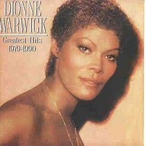 Dionne Warwick/greatest Hits-1979-1990 - Cd Raro/lacrado