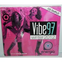 Dance Funk Disco Cd Vibe 97 Winter 2012 By Dj Adriano Pagani