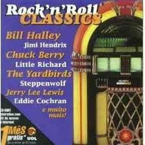 Cd Rock N Roll Classics (show Bizz)