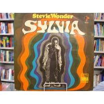 Vinil / Lp - Stevie Wonder - Sylvia - 1974