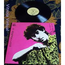 Lp Flavio Venturini O Andarilho 1984 Selo Emi + Encarte