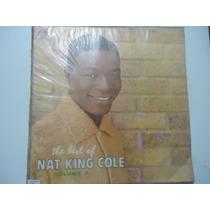 Disco Vinil Lp The Best Of Nat King Cole Vol.2 Lindoooooooo
