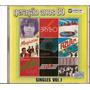 Cd Geração Anos 80 - Singles Vol. 1 - 2000 - Semi-novo
