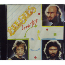 Cd.bee Gees Love Hits(frete Grátis)
