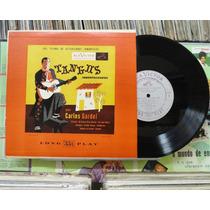 Carlos Gardel Tangos Inmortalizados - Lp Rca Victor 10 Pol