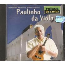 Cd - Paulinho Da Viola - Raízes Do Samba