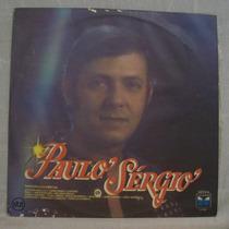 Lp Paulo Sérgio - Última Canção - Copacabana - 1987