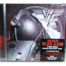 Rock Pop Dance Van Halen (cd/dvd) A Different Kind Of Truth