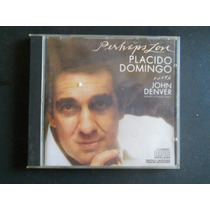 Placido Domingo / John Denver - Perhaps Love - Cd