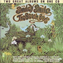 Cd Beach Boys - Smiley Smile / Wild Honey + 6 Bonus Tracks