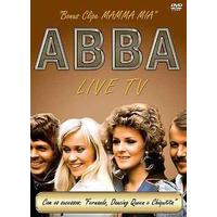 Dvd Abba Live Tv - Produto Lacrado