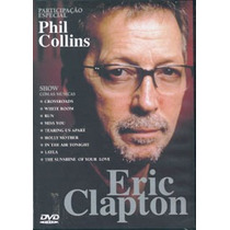 Eric Clapton Part. Phil Collins Dvd Original