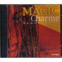 Cd Magic Charme - Black Wave (raro - Novo) Cheryl Lynn