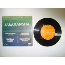 Compacto - 4 Temas Nacionais De Novelas - Saramandaia