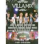 Dvd + Cd Villamix - 2º Edição - Ao Vivo Em Goiânia - Novo***