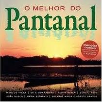 Cd O Melhor Do Pantanal