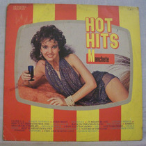Lp Hot Hits Manchete - Wea - 1983