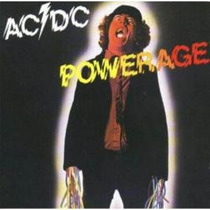 Cd Ac / Dc - Powerage (atco 1978) Bon Scott & Angus Young