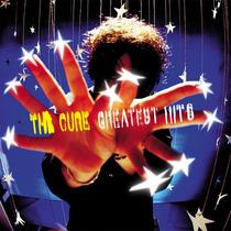 Cd The Cure Greatest Hits [eua] Novo Lacrado
