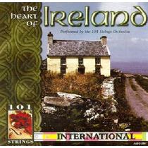 Cd / 101 Strings - 101 Cordas = Músicas Da Irlanda (1998)