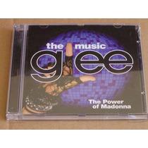 Glee The Music The Power Of Madonna Cd Semi Novo E Original