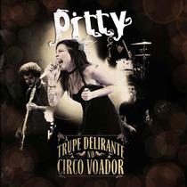 Lp Pitty - A Trupe Delirante No Circo Voador (polysom)