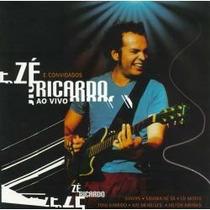 Cd Ze Ricardo Ao Vivo