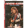 Dvd Andy Gibb - Live In Chille - Classic Performace -