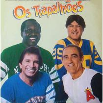 Os Trapalhões Lp Os Trapalhões - 1988 Encarte