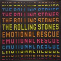 Rolling Stones - Emotional Rescue - Vinil Brasileiro