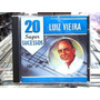 Luis Vieira 20 Super Sucessos Cd Original Impecável