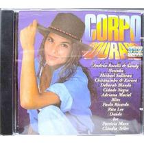Corpo Dourado Cd Trilha Sonora Da Novela 1998 Usado