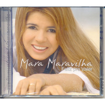 Cd Mara Maravilha - Feliz Pra Valer - 2004 - Lacrado